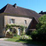 La maison Christal .1ere maison sur la droite