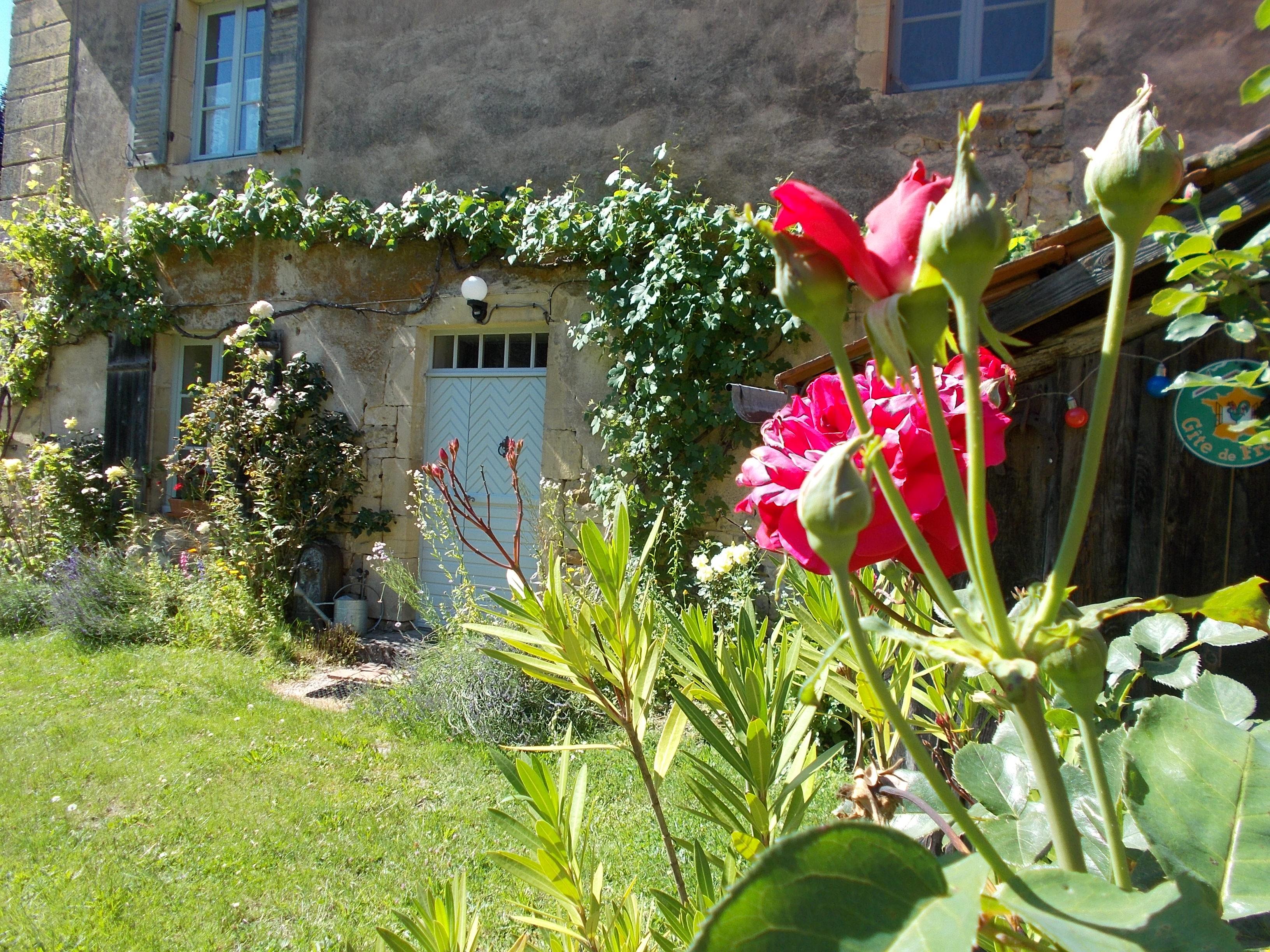 La maison Christal et son jardin privé
