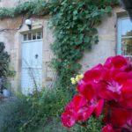 La Maison Christal Porte d'entrée